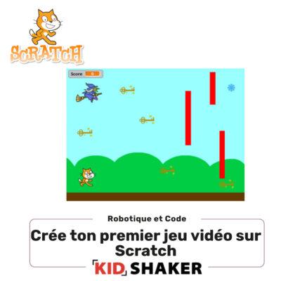 Crée ton premier jeu video sur Scratch(1)