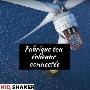 Fabrique ton ventilateur éolienne vacances pâques kidshaker