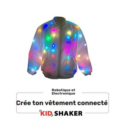 Crée ton vêtement connecté
