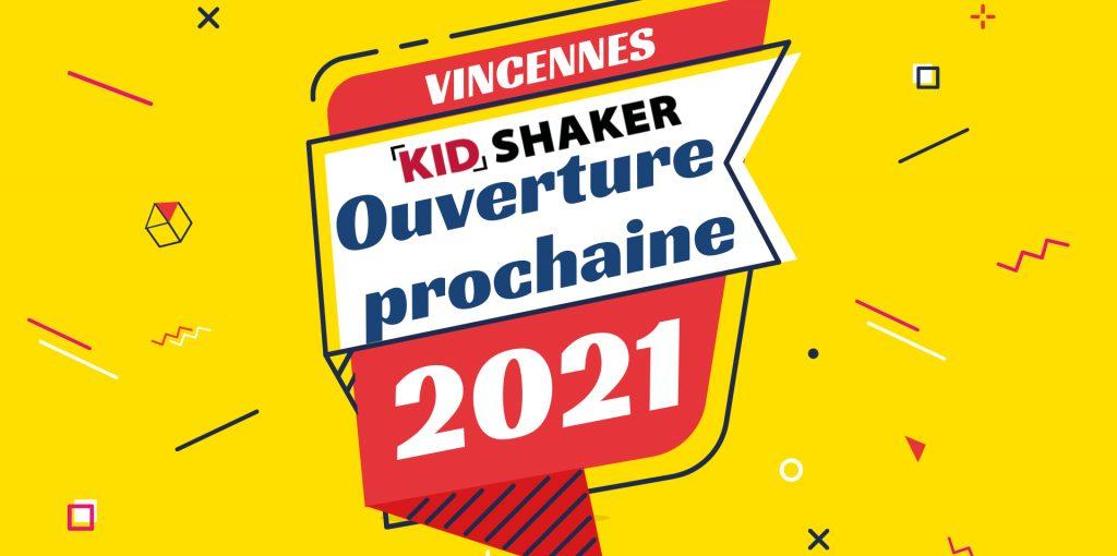 kidshaker Vincennes